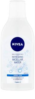 Nivea Face eau micellaire rafraîchissante pour peaux normales