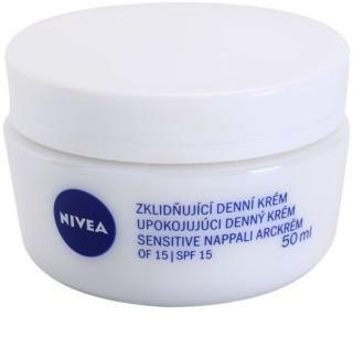 Nivea Face beruhigende Tagescreme für empfindliche Haut