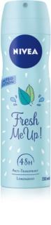 Nivea Fresh Me Up! antitranspirantes