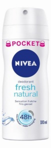 Nivea Fresh Natural desodorizante em spray
