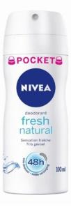 Nivea Fresh Natural desodorante en spray