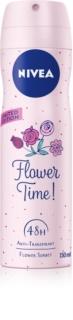 Nivea Flower Time! antiperspirant