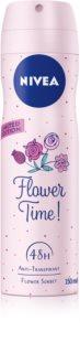 Nivea Flower Time! antitraspirante