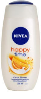 Nivea Happy Time krémtusfürdő
