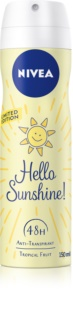 Nivea Hello Sunshine! antiperspirant