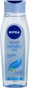 Nivea Hydro Care pečující šampon s aloe vera