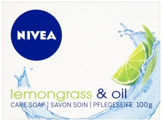 Nivea Lemongrass & Oil туалетне мило