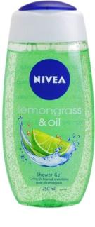 Nivea Lemongrass & Oil gel de ducha
