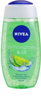 Nivea Lemongrass & Oil gel de duche
