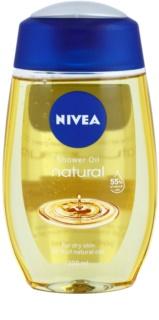 Nivea Natural Oil tusoló olaj száraz bőrre