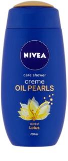 Nivea Creme Oil Pearls gel de banho cuidado intensivo