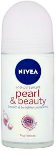 Nivea Pearl & Beauty roll-on antibacteriano