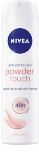 Nivea Powder Touch Antiperspirant Spray