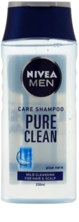 Nivea Men Pure Clean champô para cabelo normal
