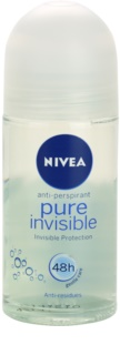Nivea Pure Invisible antitranspirante roll-on