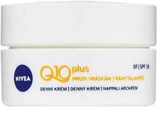Nivea Q10 Plus crème de jour anti-rides SPF 15
