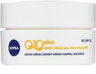 Nivea Q10 Plus protivráskový denní krém SPF 15