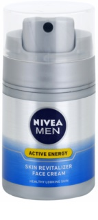 Nivea Men Revitalising Q10 Face Cream For Dry Skin