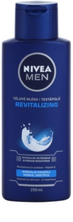 Nivea Men Revitalizing lait corporel pour homme