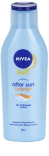 Nivea Sun After Sun & Bronze After Sun Lotion Prolonging Tan