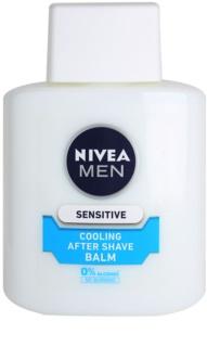 Nivea Men Sensitive borotválkozás utáni balzsam az érzékeny arcbőrre