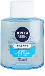 Nivea Men Sensitive borotválkozás utáni arcvíz az érzékeny arcbőrre