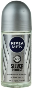 Nivea Men Silver Protect Roll-on antiperspirant  för män