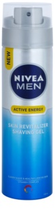 Nivea Men Skin Energy гел за бръснене