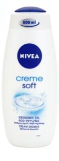 Nivea Soft кремовий гель для душу