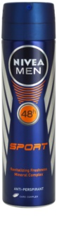 Nivea Men Sport antitranspirante en spray