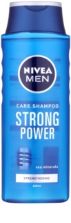Nivea Men Strong Power šampon za okrepitev las