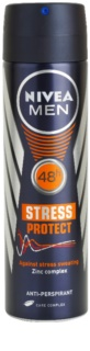 Nivea Men Stress Protect Antitranspirant Spray voor Mannen