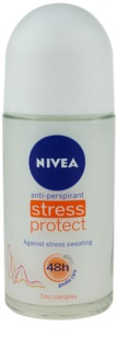 Nivea Stress Protect roll-on antibacteriano