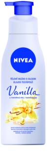 Nivea Vanilla & Almond Oil Bodylotion With Oil
