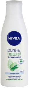 Nivea Visage Pure & Natural Cleansing Lotion