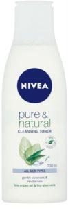 Nivea Visage Pure & Natural Cleansing Facial Water