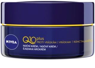 Nivea Visage Q10 Plus crema notte per tutti i tipi di pelle