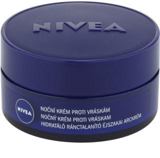 Nivea Visage хидратиращ нощен крем против бръчки