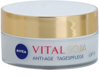 Nivea Visage Vital Multi Active дневен крем  против бръчки