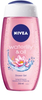 Nivea Waterlily & Oil gel de duche energizante