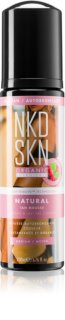NKD SKN Natural Self-Tanning Mousse for Face and Body