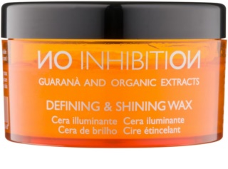 No Inhibition Pastes Collection Wax for Definition and Shine