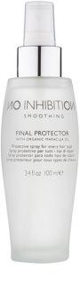 No Inhibition Smoothing védő spray a hajformázáshoz, melyhez magas hőfokot használunk