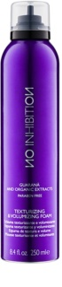 No Inhibition Styling Hair Mousse For Volume And Shape
