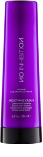 No Inhibition Styling crema lisciante per capelli