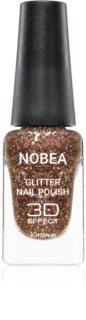 NOBEA Festive svjetlucavi lak za nokte