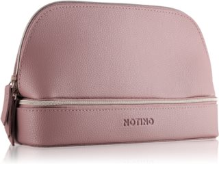 Notino Glamour Collection Double Make-up Bag bolsa com dois compartimentos