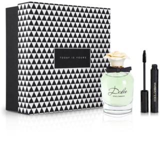 Notino Unzertrennlich frisch, sinnliche Düfte für inspirative Frauen + Mascara für dichte und intensiv schwarze Wimpern