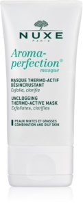 Nuxe Aroma-Perfection Unclogging Thermo - Active Mask For Mixed And Oily Skin