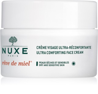 Nuxe Rêve de Miel Ultra Comfortable Day Face Cream For Dry Skin